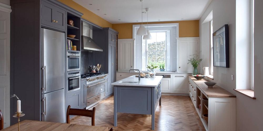 Clare Kitchen Range